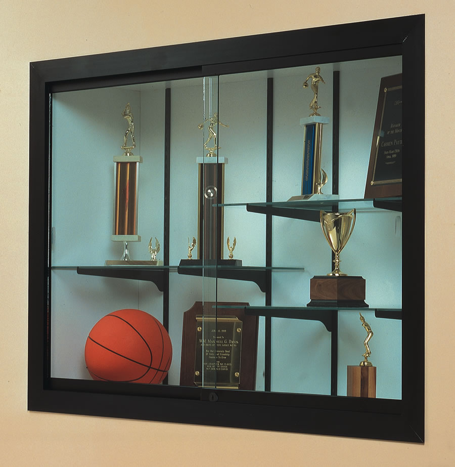 14408 Harbor Recessed Series by Waddell Display Cases