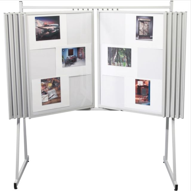 694UG-10 Swinging Floor Display Panels by Best-Rite