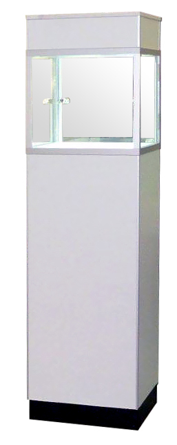 SCDT20 Streamline Cabinet Display Towers by Sturdy Store Display