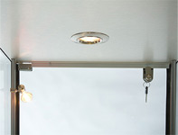 Top Light and Side Track Lighting